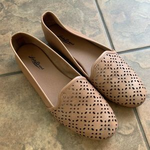 Lucky Brand perforated loafers